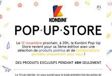Emailing Konbini Pop Up Store