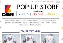 Konbini - Pop Up Store